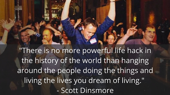 scott-dinsmore-quote-life-hack