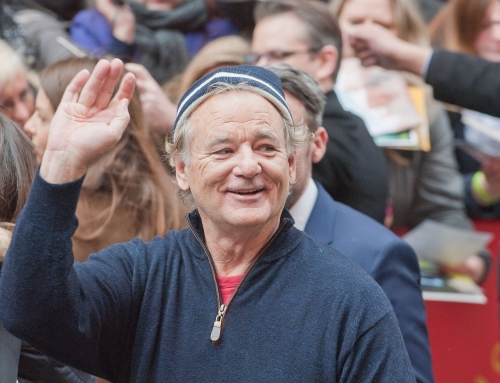 Bill Murray's Secrets of Stress-Free Productivity