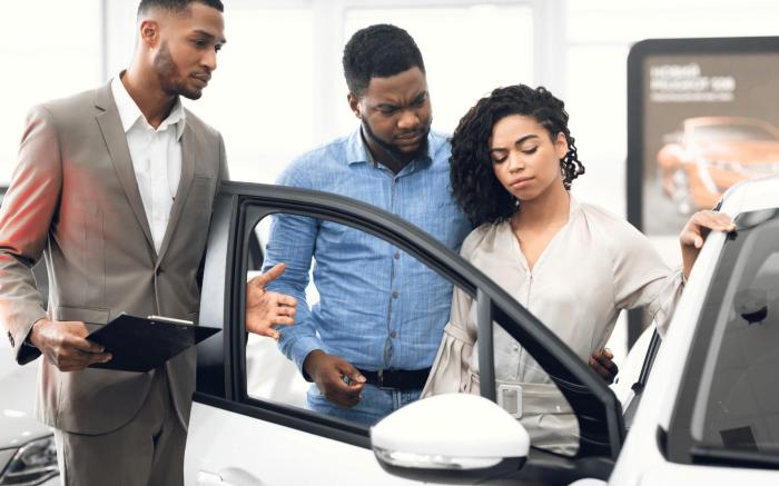 displeased car buyers