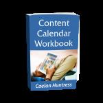 content calendar workbook