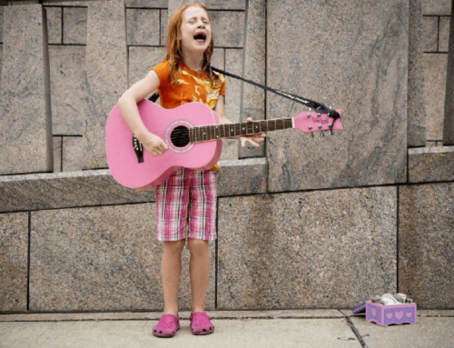 Focus Your Best Marketing Into Free Presentations By Busking Out