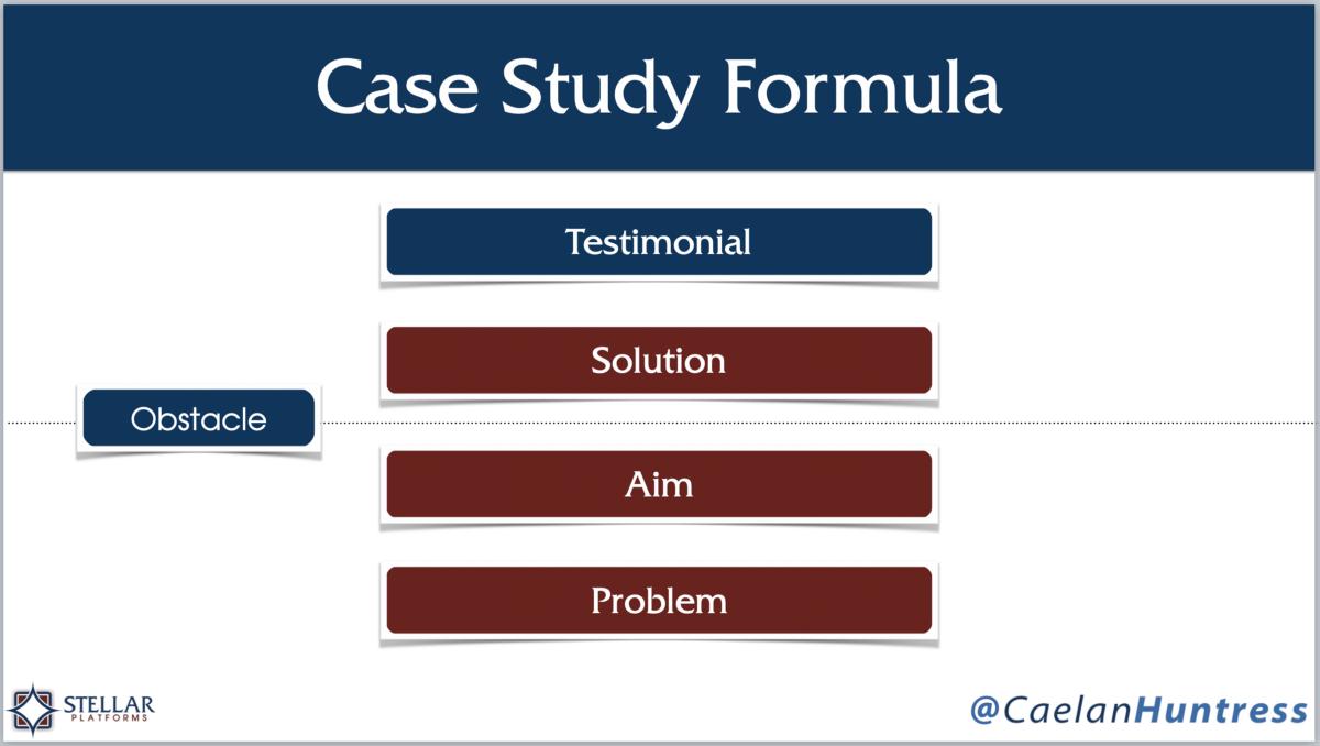 case study formula