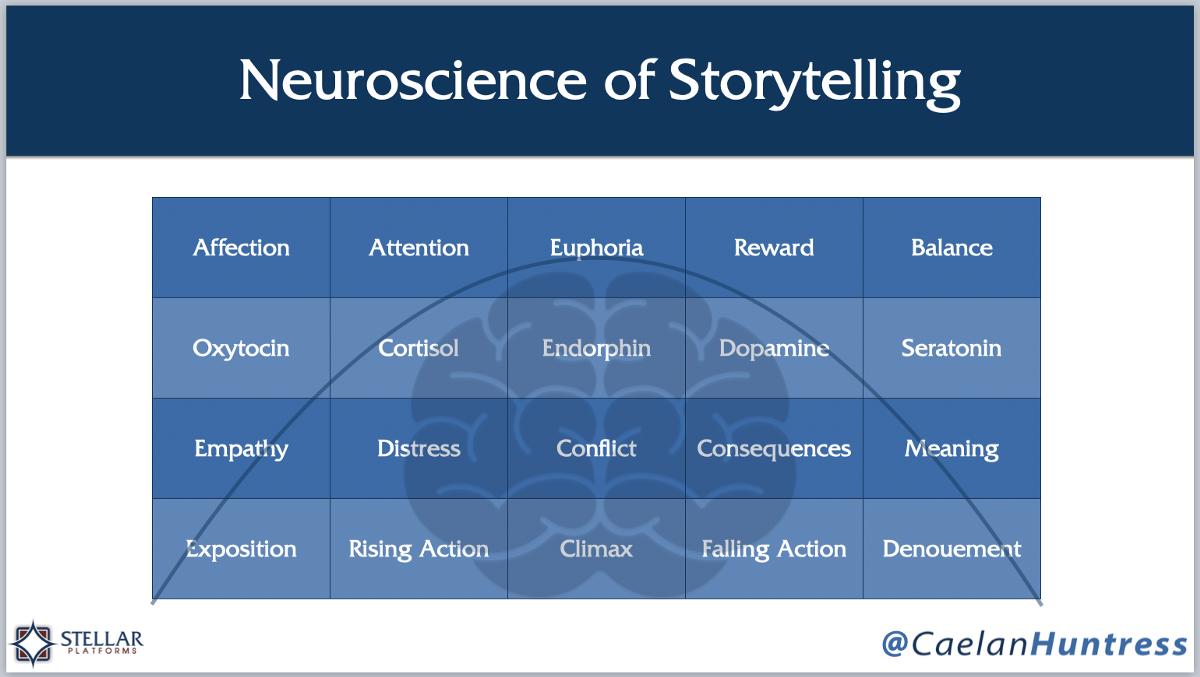 neuroscience of storytelling