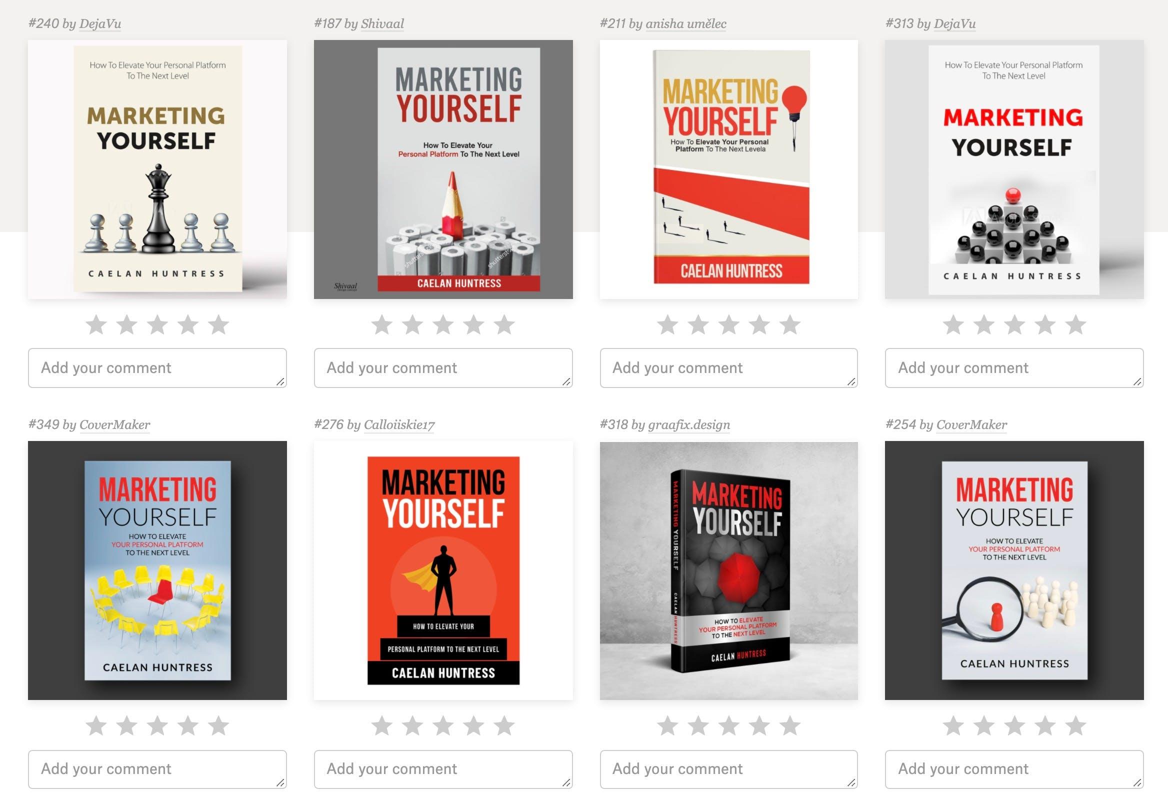 99 design book covers